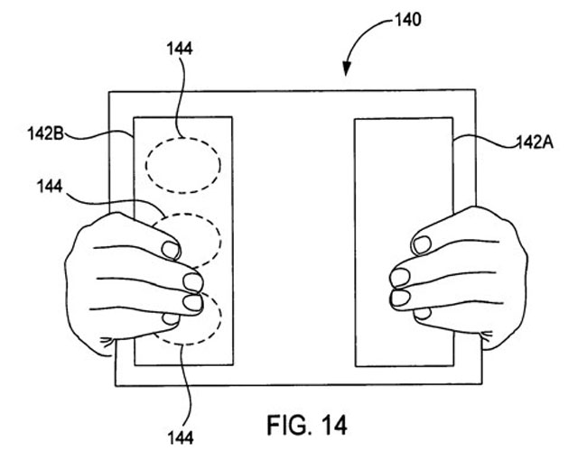 New Apple Touch Patent Hints At Future iPads And iPhones