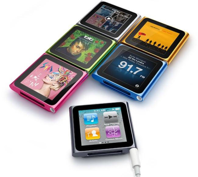 iPod Nano 6th Gen