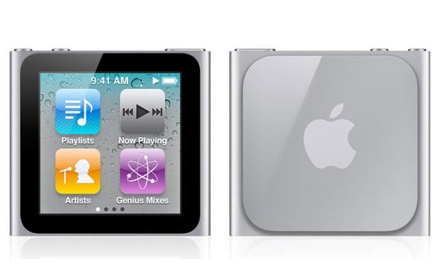 New iPod Nano Costs Just $43.73 To Make?