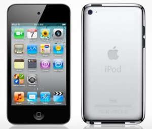 New iPod Touch Features Vibrating Motor