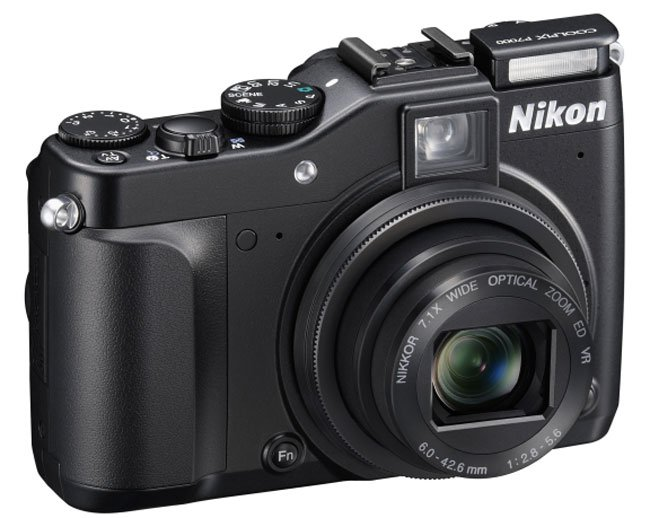 Nikon CoolPix P7000 Announced
