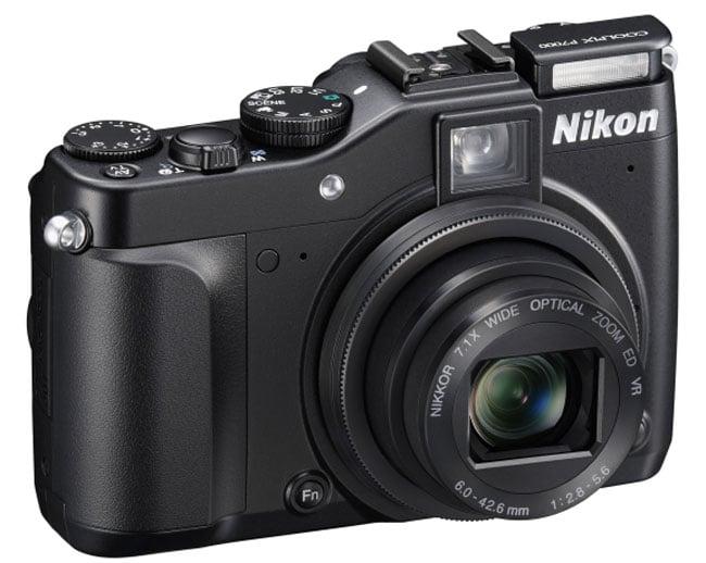 Nikon CoolPix P7000 Announced