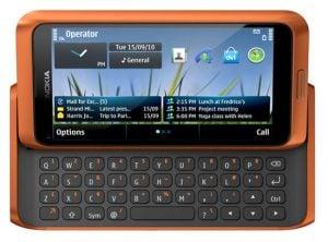 Nokia E7 Smartphone Official Photos