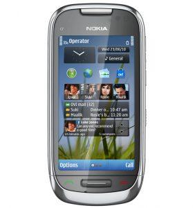 Nokia C7 Smartphone Announced