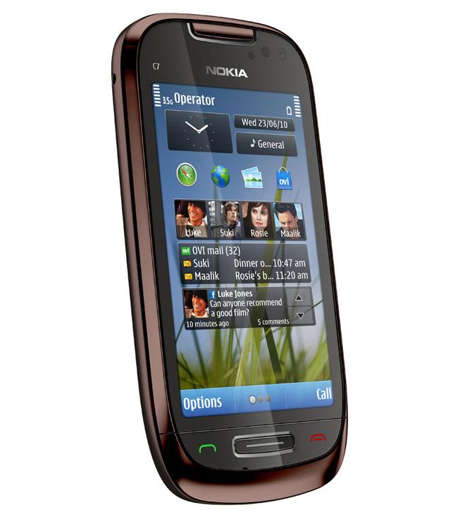 Nokia C7 Smartphone