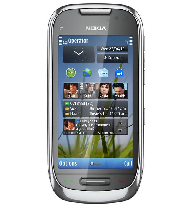 Nokia Sells 260,000 Smartphones Per Day