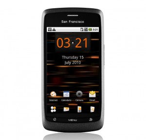 Orange San Francisco Budget Android Smartphone Now Available