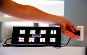 Philips Unveils AC-Powered OLED