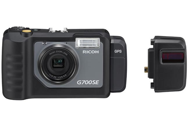 Ricoh G700SE Rugged Compact=