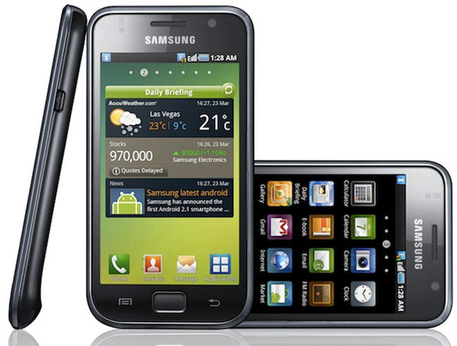 Samsung Galaxy S To Get Android 2.2 In October
