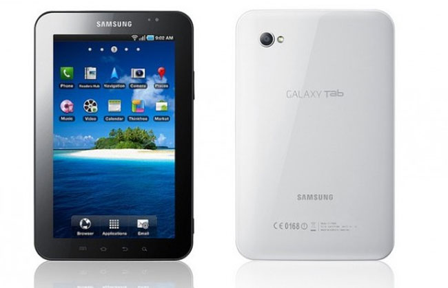 Samsung Galaxy Tab To Retail For €699 In Europe?