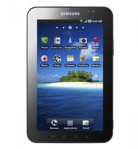 Samsung Galaxy Tab Listed On Amazon UK For £799