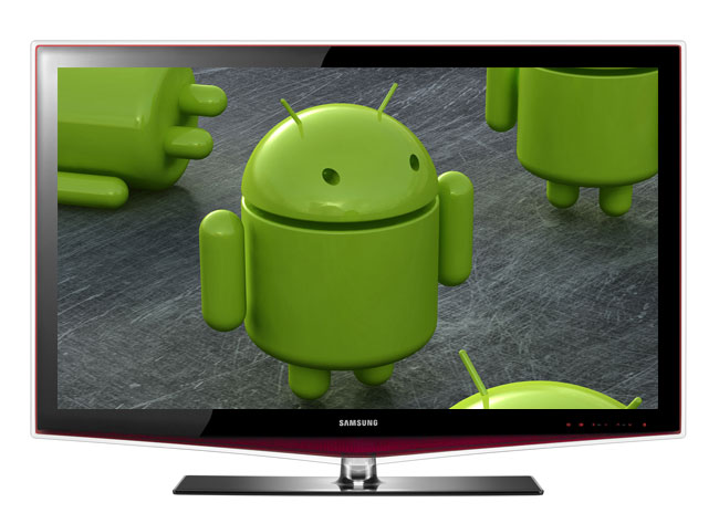 Samsung To Launch Google Android TVs?
