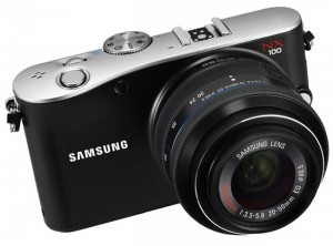 Samsung NX100 Now Shipping For $599