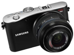 Samsung NX100 To Cost $599