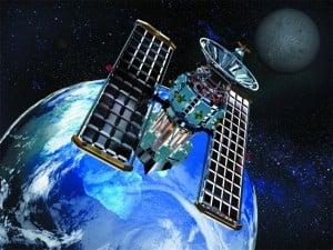 13,000 Satellites Orbiting Planet Earth