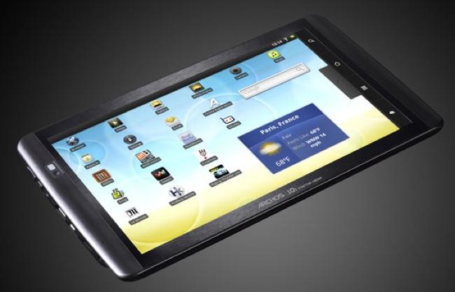 Archos - планшет на Android