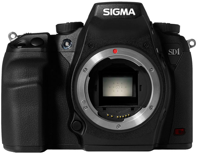 Sigma SD1 DSLR Announced