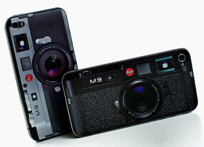 Make Your Smartphone Look Like Your Favourite Camera