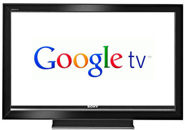 Sony To Launch Google TV On October 12th