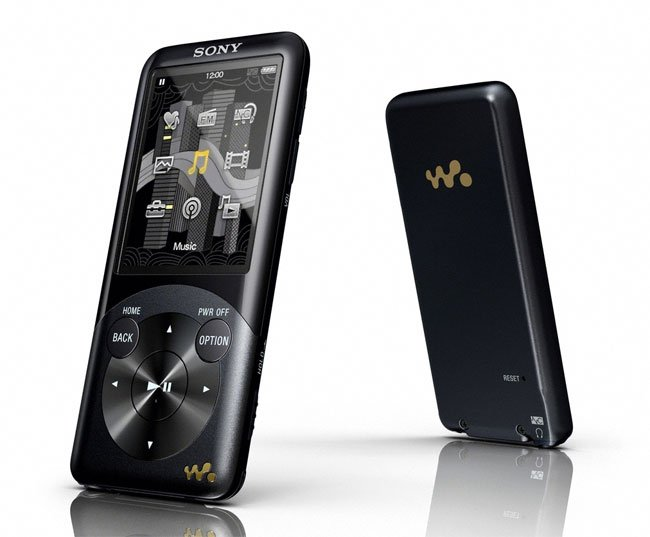 Sony Walkman S750 Announced
