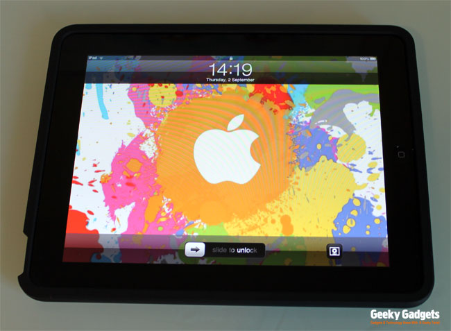 Speck Fitted iPad Case