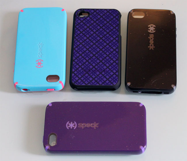 iphone 4 cases. Speck iPhone 4 case
