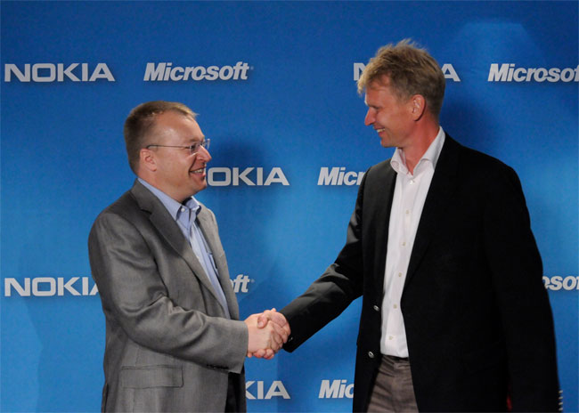 Nokia Appoints Ex Microsoft Executive Stephen Elop As New CEO