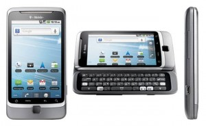T-Mobile G2 Coming With Android 2.2