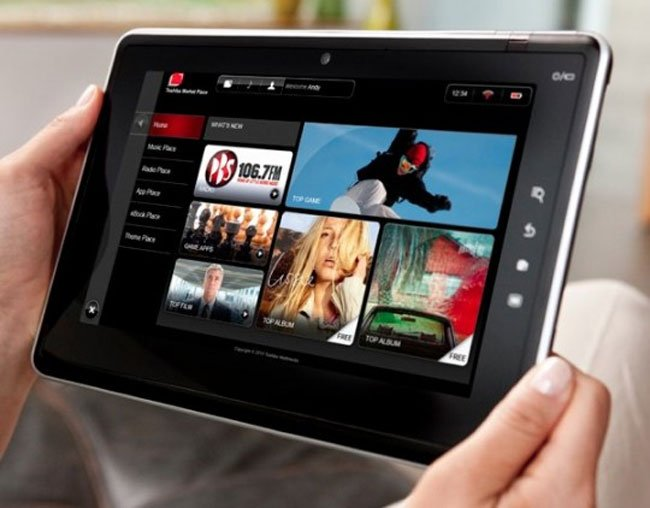 Toshiba Folio 100 Android Tablet gets Official