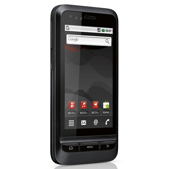 Vodafone 945 Android Smartphone Announced