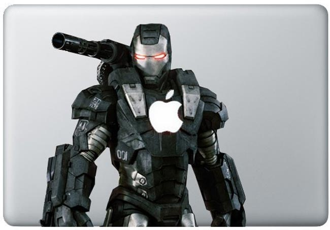 http://www.geeky-gadgets.com/wp-content/uploads/2010/09/war-machine-macbook-decal.jpg