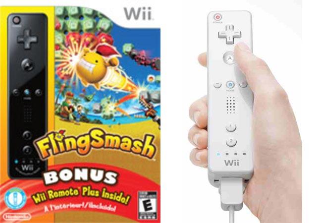New Nintendo Wiimote Plus Leaked