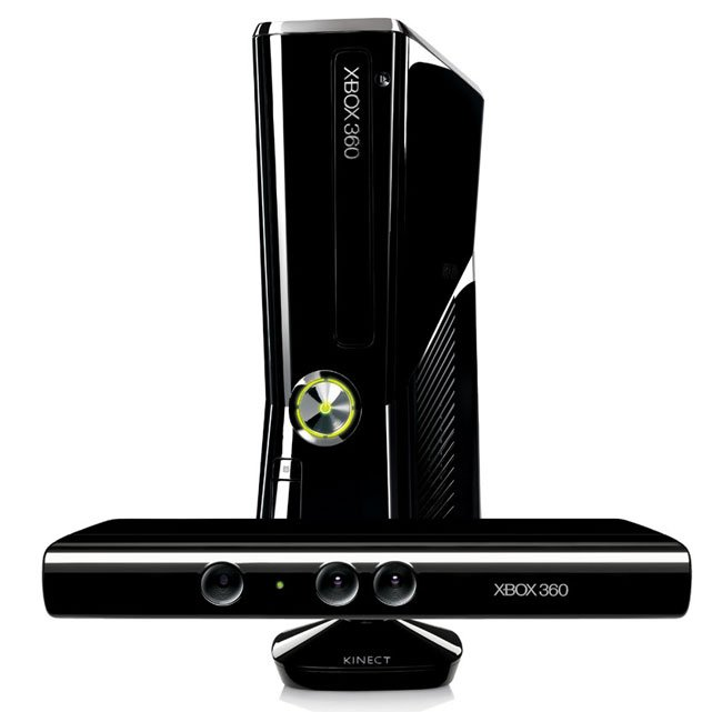 Microsoft Xbox 360 Kinect Bundle UK, £300 Coming November 10th