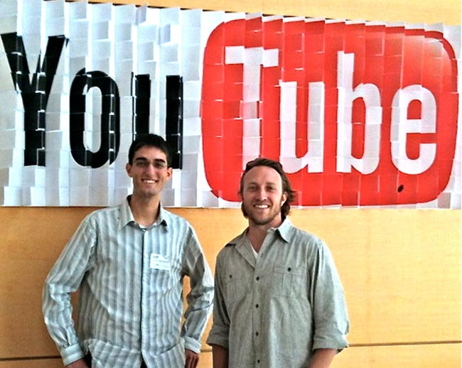 YouTube Instant Creator Gets A Job At YouTube