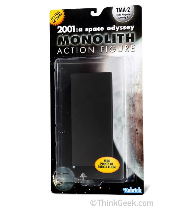2001: A Space Odyssey Monolith Action Figure