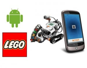 Lego MInDroid Android App Provides Controls For Your Creations