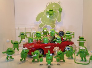 Androski Android Figures