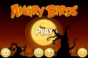 Angry Birds Halloween Edition