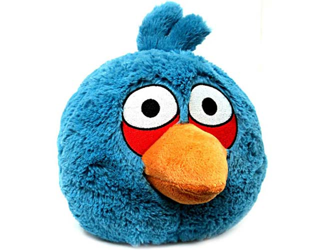 Angry Birds Stuffed Toys : Angry birds plush toys now availble to pre order