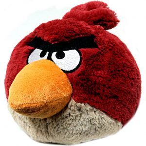 Angry Birds Plush Toys (Photos)