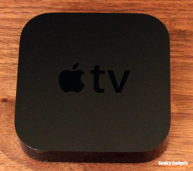 iOS Apps Installed On New Apple TV