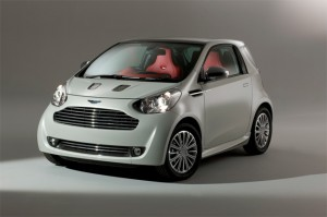 Aston Martin Cygnet City Car Concept Goes Into Production (video)