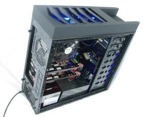 DIY Auto PC Case Cooling Vent Mod (video)