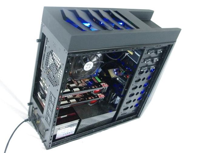 Diy Auto Pc Case Cooling Vent Mod
