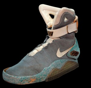 Actual Back to the Future Sneakers Up For Auction $15,000