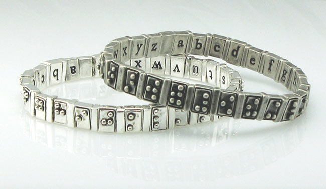 Braille Bracelet