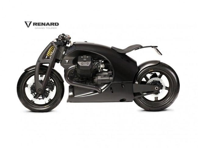 Carbon Fiber Renard GT