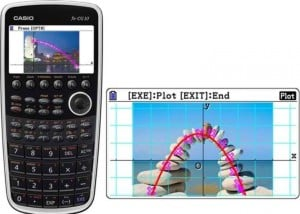 Casio Heats Up Graphing Calculator Market With High-Res Color Screen