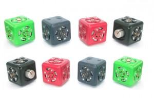 Cubelets, Smart Modular Cube Robots